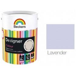 BECKERS DESIGNER COLOUR LAVENDER 5L WODO
