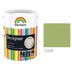 BECKERS DESIGNER COLOUR LEAF 5L WODOROZC