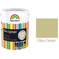 BECKERS DESIGNER COLOUR OLIVE GREEN 5L W
