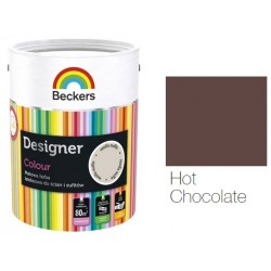 BECKERS DESIGNER COLOUR HOT CHOC. 5L WOD