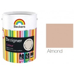 BECKERS DESIGNER COLOUR ALMOND 5L WODORO
