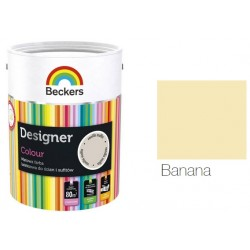 BECKERS DESIGNER COLOUR BANANA 5L WODORO
