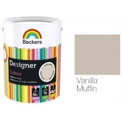 BECKERS DESIGNER COLOUR VANIL.MUFF 5