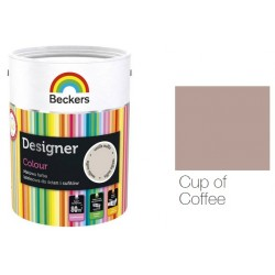 BECKERS DESIGNER COLOUR CUP COFFEE 5