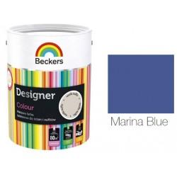 BECKERS DESIGNER COLOUR MARINA BLU 5L
