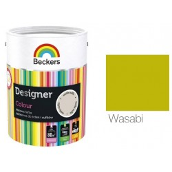 BECKERS DESIGNER COLOUR WASABI 5L