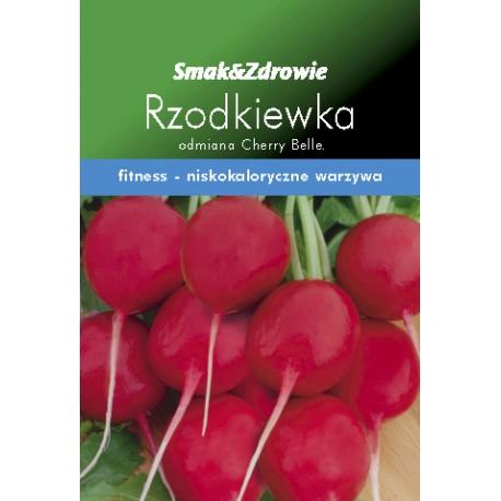FLORALAND Rzodkiewka okragła czerwona. Raphanus sativus