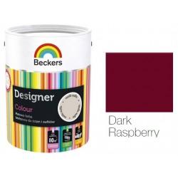 BECKERS DESIGNER COLOUR DARK RASPBERRY 5L