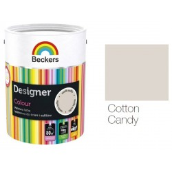 BECKERS DESIGNER COLOUR COTT.CANDY 5