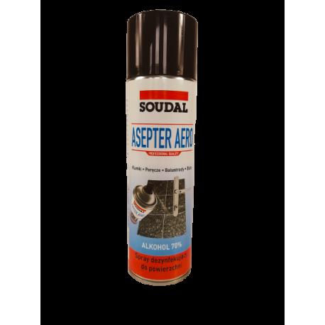 ASEPTER AERO 500ml Spray do dezynfekcji powierzchni SOUDAL