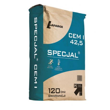 LAFARGE CEMENT SPECJAL CEM I 42.5 R W25KG