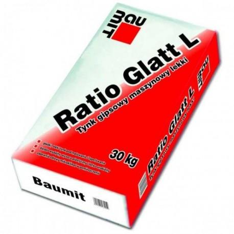 BAUMIT TYNK MASZYNOWY LEKKI RATIO GLATT