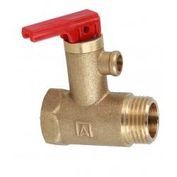 """Zawór bezpieczeństwa do elektrycznych podgrzewaczy wody AF 4, 6,7 bar, G1/2"""" x Rp1/2"""" AFRISO"""