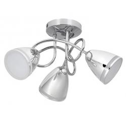 LAMPA LED Spot Martin sufitowa 3x4W CHROM