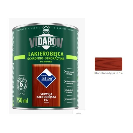 VIDARON Lakb. klon kanad.L14 0,75L