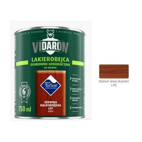 VIDARON Lakb.mahoń ameryk.L06 0,75L
