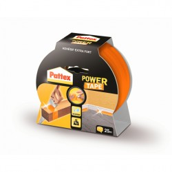 HENKEL PATTEX POWER TAPE ORANGE 25G 6L 25m x 48mm