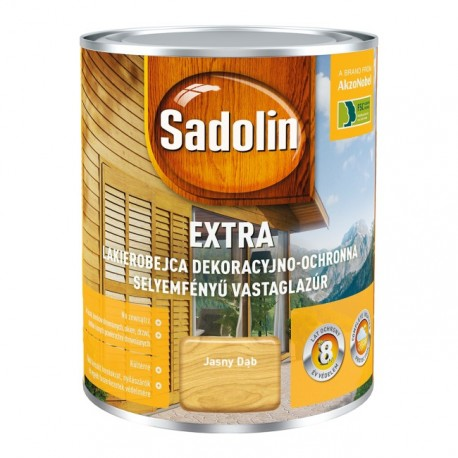 SADOLIN Extra 8 lat Dąb Jasny 57 0,75L