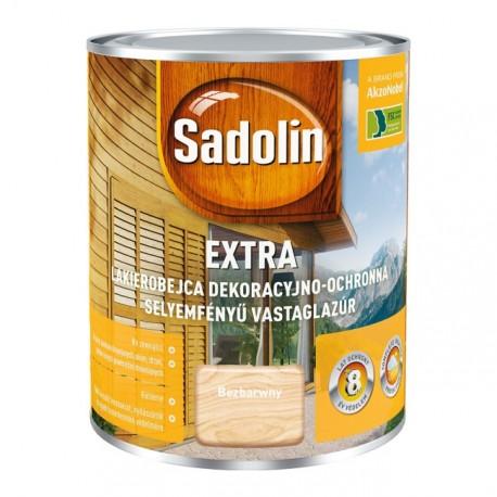 SADOLIN Extra 8 lat Bezbarwny 1 0,75L