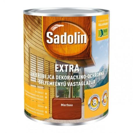 SADOLIN Extra 8 lat Merbau 40 0,75L