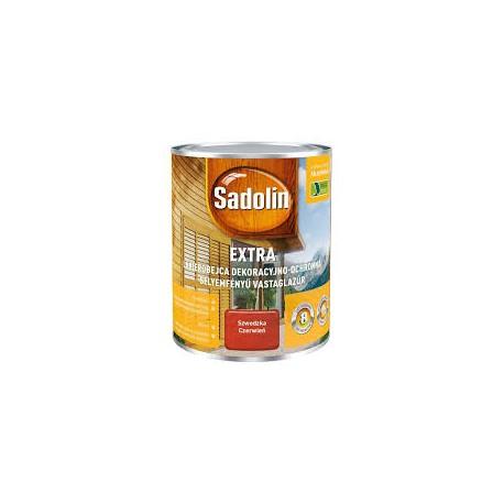 SADOLIN Extra 8 lat Szwedzka Czerwień 98