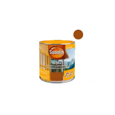 SADOLIN Extra 8 lat Orzech włosk 0,825L