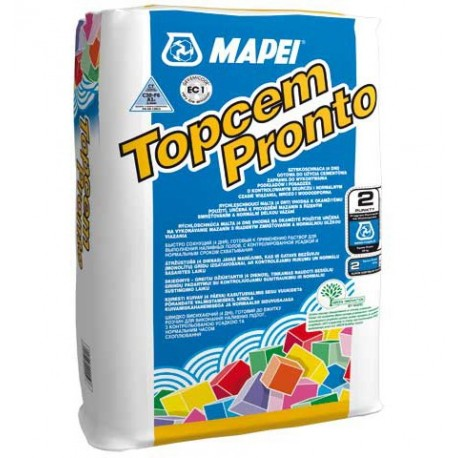 MAPEI TOPCEM PRONTO 25 KG