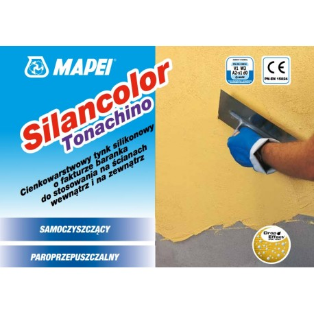 MAPEI SILANCOLOR T 2MM BASE P 20 KG