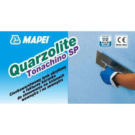 MAPEI QUARZOLITE T SP 1,5MM BASE P 20 KG