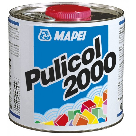 MAPEI PULICOL 2000 CONF.12X0,75KG P