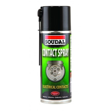 SOUDAL CONTACT SPRAY 400 ML - PREPARAT D