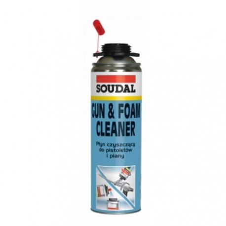 SOUDAL CZYŚCIK DO PIANY 500ML