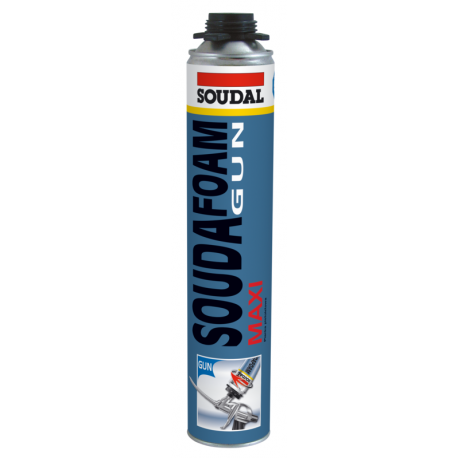 SOUDAL PIANKA PISTOLET.MAXI 850ML/DO-10°