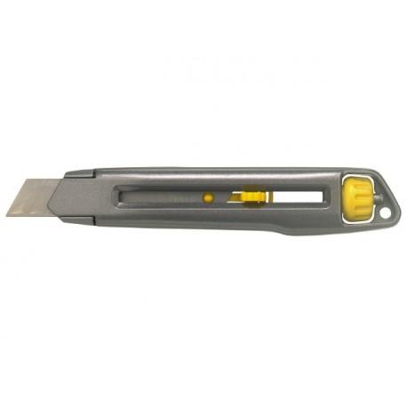 STANLEY Nóż Interlock, metalowy, ostrze