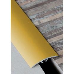 MIDAS Listwa Borck 41mm x 1,8m ALUMINIOWA złoto 03