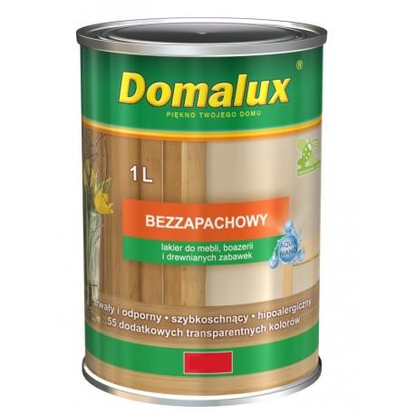 DOMALUX Bezzapachowy półmat 1L