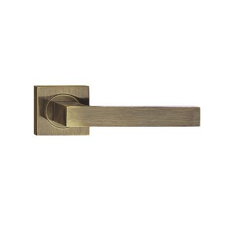METAL-BUD Klamka drzwiowa QUBIK 72mm – K