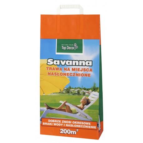 FLORALAND SAVANNA - mieszanka na miejsca nasłonecznione, opakowanie 5,0 kg - torba.