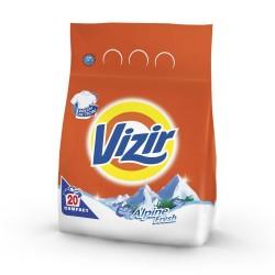 VIZIR 2,8KG PROSZEK DO PRANIA APLINE FRESH