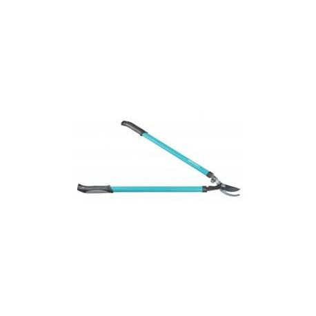 FLORALAND Nożyce do gałęzi, ostrze utwar dzane, powlekane teflonem, stalowe ramiona, ergonomiczne uchwyty, długość 70 cm.