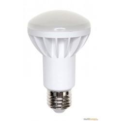 SPECTRUM LED R-63 E-27 230V 8W BIAŁA CIEPŁA