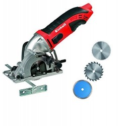 EINHELL Pilarka ręczna mini TC-CS 860 KIT