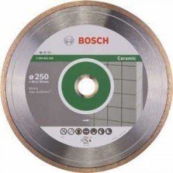BOSCH TARCZA DIAMENT CERAMIKA 350x30+25,40x2x7 mm 2608602541