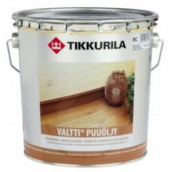 TIKKURILA Olej do drewna Valtti Wood Oil BAZA EC 9L