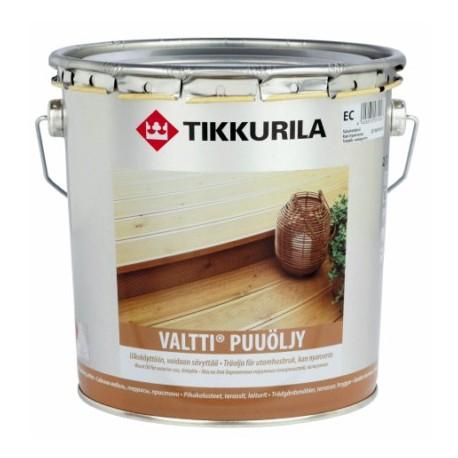 TIKKURILA Valtti Wood Oil BAZA EC 9L