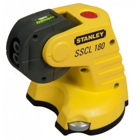 STANLEY Laser traserski krzyżowy XP180