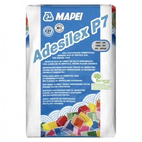 MAPEI ADESILEX P7 SZARY