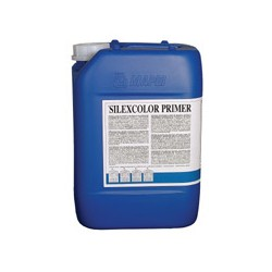 MAPEI SILEXCOLOR PRIMER GRUNT POD FARBY SILIKATOWE 10KG