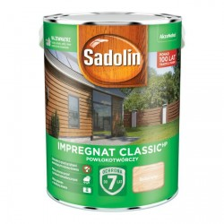 SADOLIN CLASSIC HP 6 LAT 5L Bezbarwny 1