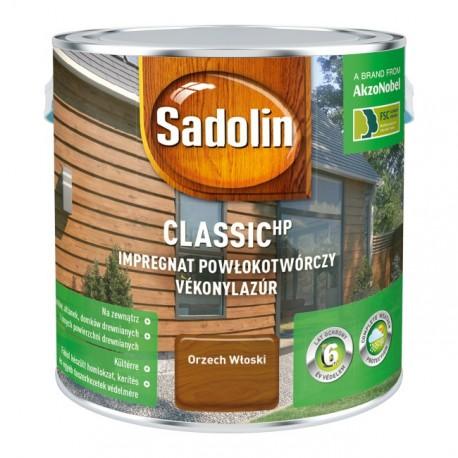 SADOLIN Classic HP 6 lat Orzech Wł 2,5L 2,5L